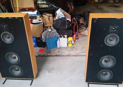 Boston Acoustics A-400 After